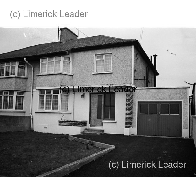 Chambers House 22 Mayorstone Park 8-1-1970 | From Limerick With Love